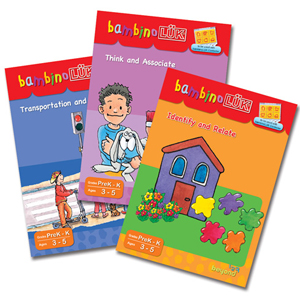 bambinoLUK Early Learning - Critical Thinking 1