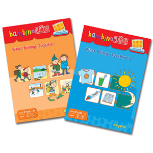 bambinoLUK Early Learning - Critical Thinking 2