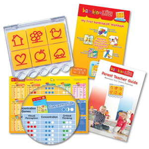 bambinoLuk Early Learning Series Starter Pack