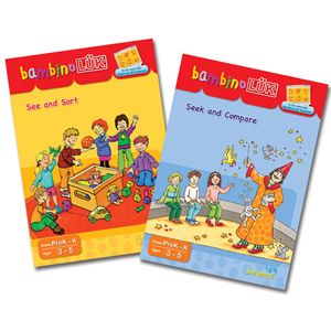 bambinoLUK Early Learning - Visual Perception 1