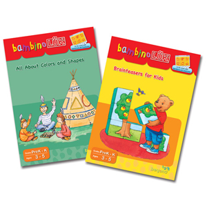 bambinoLUK Early Learning - Visual Perception 2