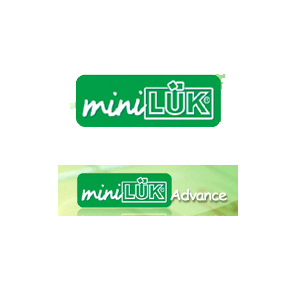 miniLUK+miniLUK Advance Combo Pack