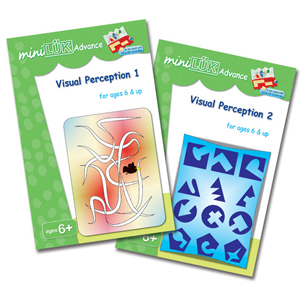 miniLUK Advance for age 6 and above - Visual Perception